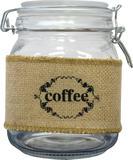 POJEMNIK SZKLANY 1L - COFFEE *0575