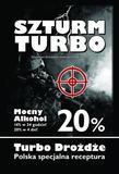 ALCOTEC - SZURM TURBO TURBO DROŻDŻE 165g /31210/*2106
