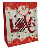 TOREBKA OKAZYJNA LOVE 32 x 26 x 12 cm opak=48szt *2614